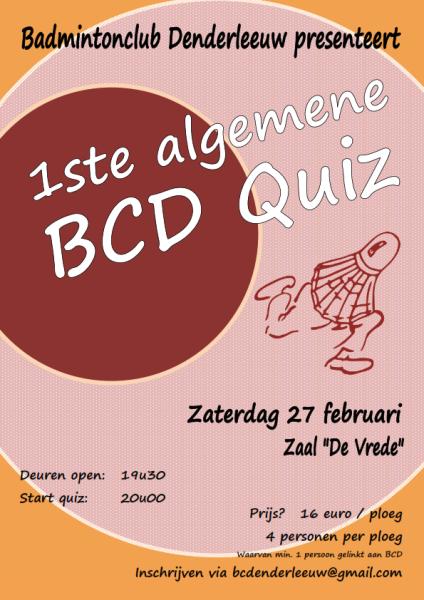 Quiz BCD